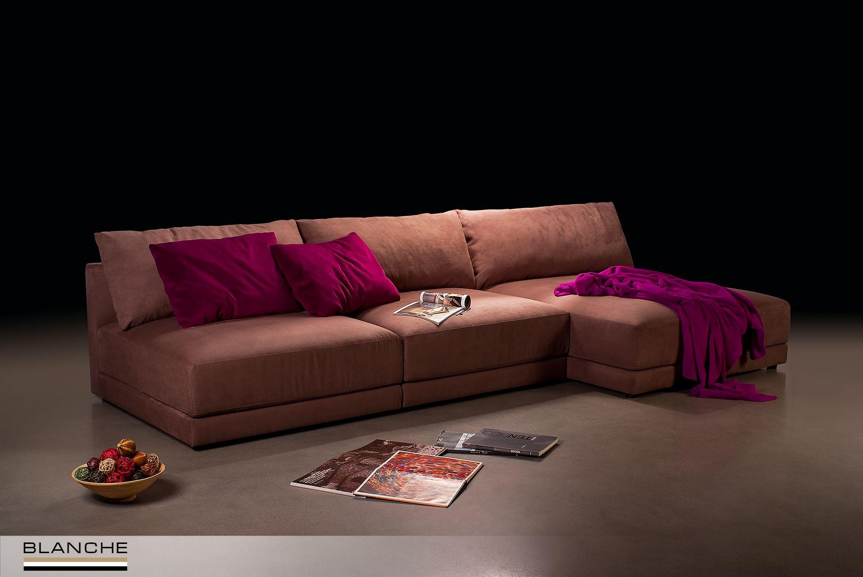 d833e2db782f Серийная модель KATARINA. Простые минималистичные формы дивана KATARINA  позволяют легко экспериментировать с различными фактурами и