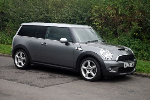 My Mini Cooper S Clubman 2008 Quirky Design But Much Faster Than I