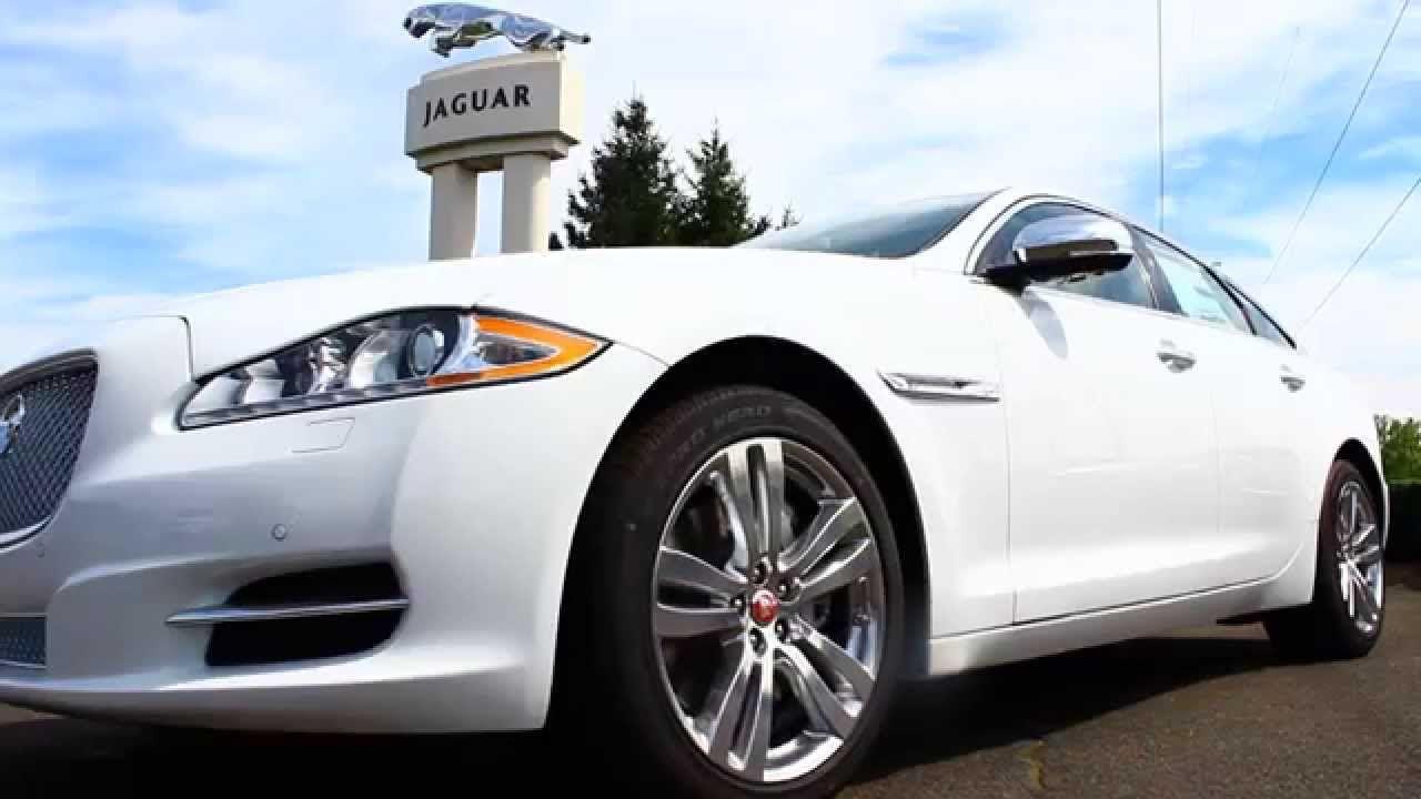 Jaguar Willow Grove >> 2015 Jaguar Xj Polaris White Navy At Jaguar Willow Grove