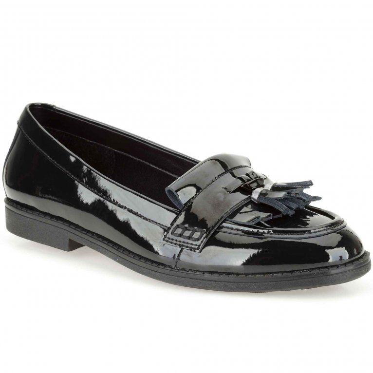 black girls teens school shoes slip ons