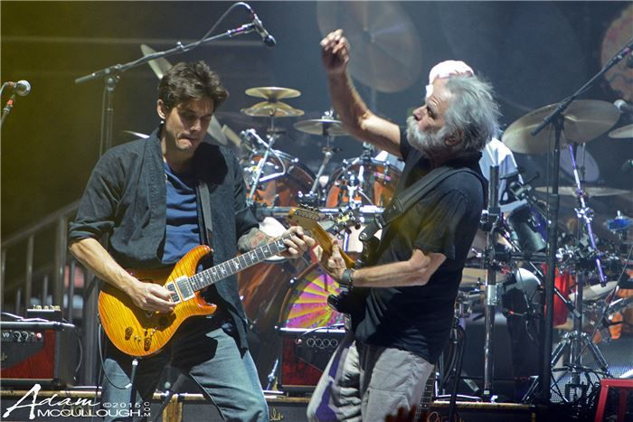 Dead & Company at Madison Square Garden in New York, NY on 10/31/2015