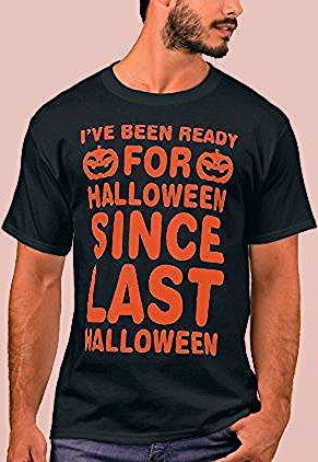 Photo of i have been rady for halloween since last hallowee T-Shirt   Zazzle.com