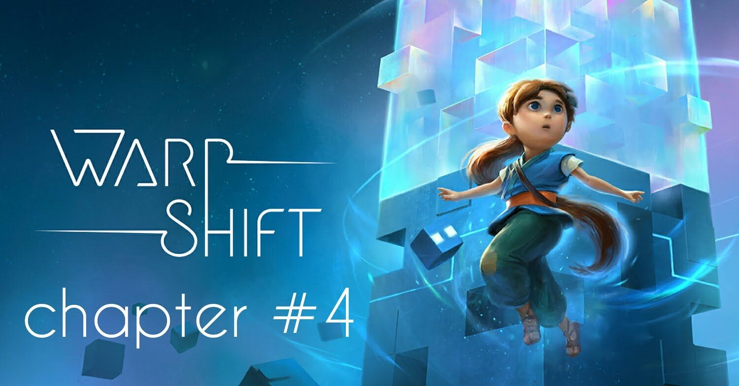 Warp Shift 3 Stars Walkthrough Chapter 4