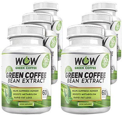 wow green coffee price in india review