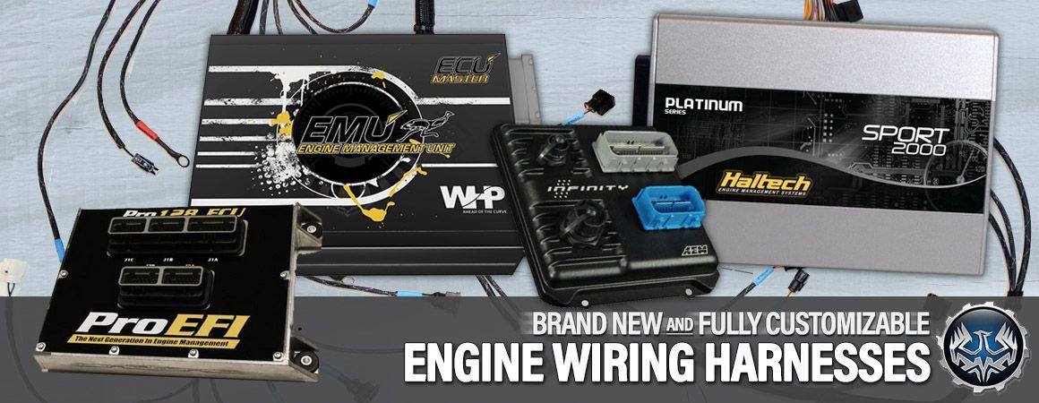 Gm Ls1 Ls2 Ls3 Etc Engine Wiring Harness 999 00 Tweak D Performance Custom Engine Wiring Harnesses Summerville Engineering Ls Engine