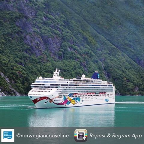 Clientes embarcando no NCL Jewel rumo ao Alasca. Tudo personalizado, do seu jeito! #ckturismo #ncljewel @norwegiancruiseline