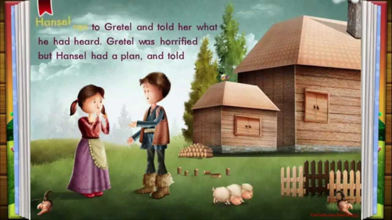 Learn English Through Story: Hansel And Gretel (Level 2 ...