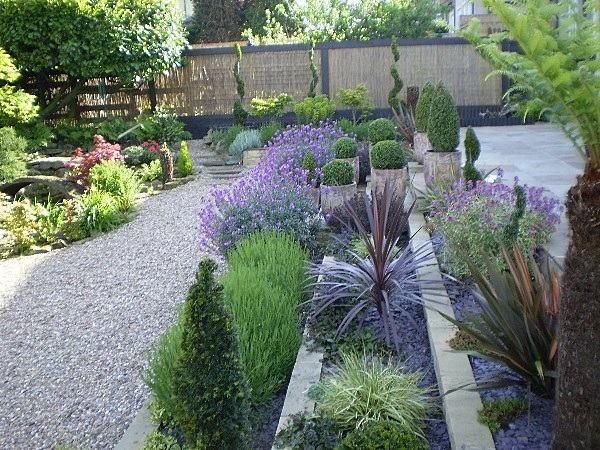 décoration jardin extérieur originale terrasse