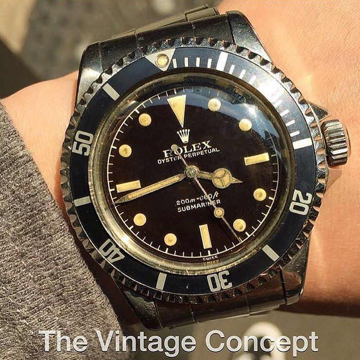 Instagram Photo By The Vintage Concept May 9 2016 At 8 30am Utc Vintage Concepts Rolex Submariner Rolex