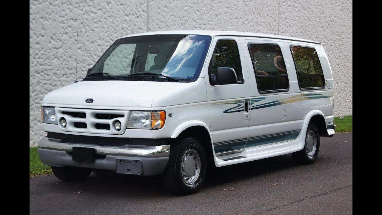 2000 Ford E 150 Handicap Custom Vans Vans Van Conversion