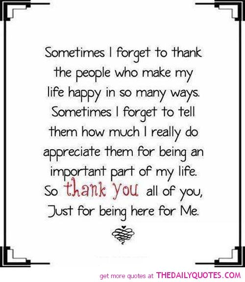 Just Saying Thank You Quotes . QuotesGram