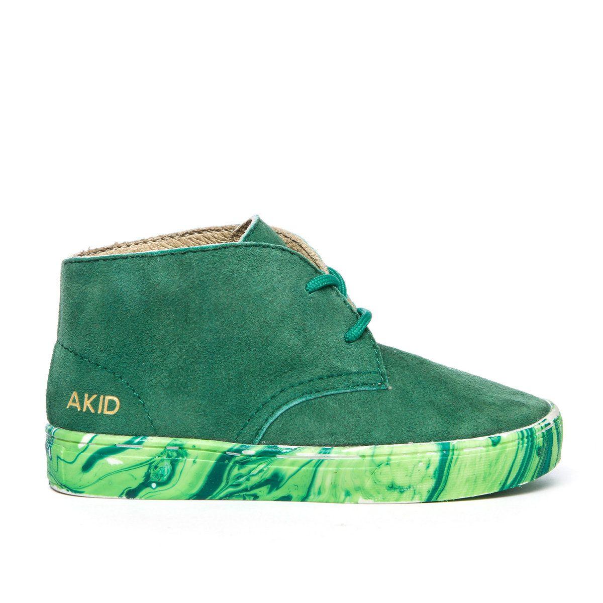 A K I D Knight | #Green #PigSkin #Kids - akidbrand.com