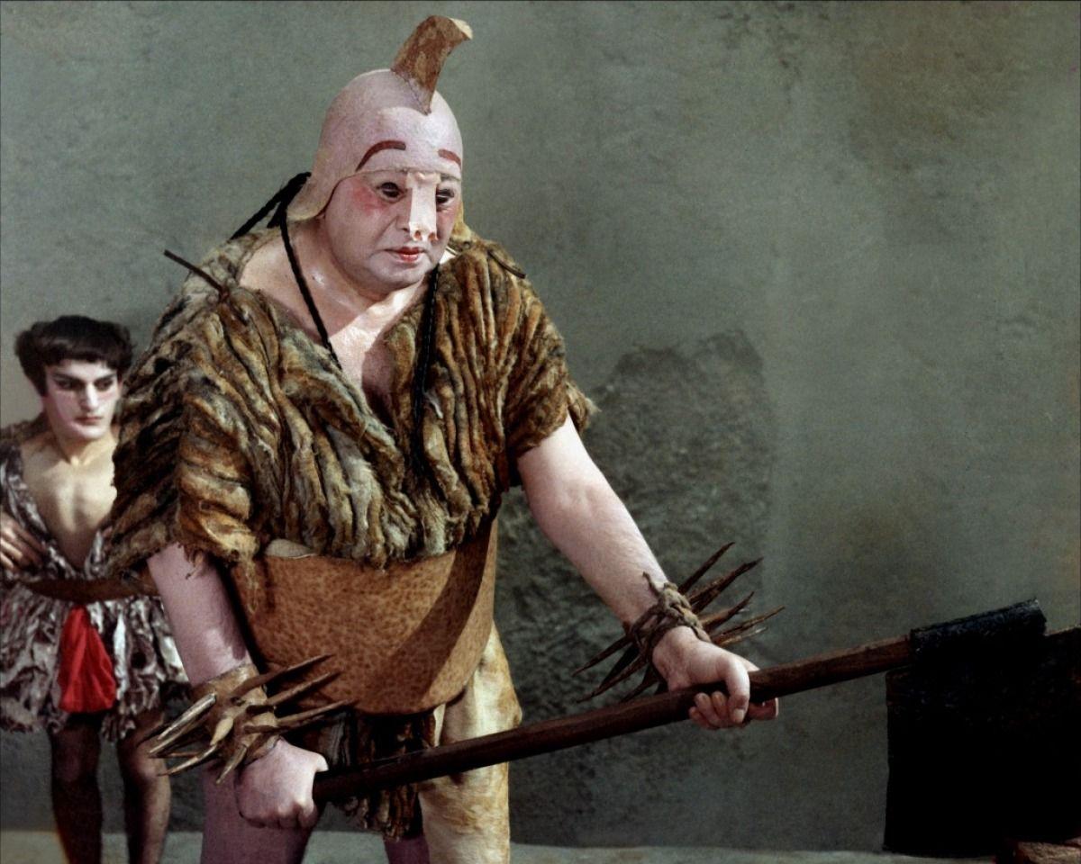 Fellini Satyricon Blu-ray