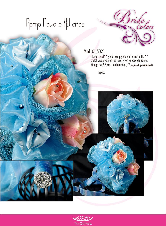 #Ramo #TusQuincemx #Proveedor #Bride Colors