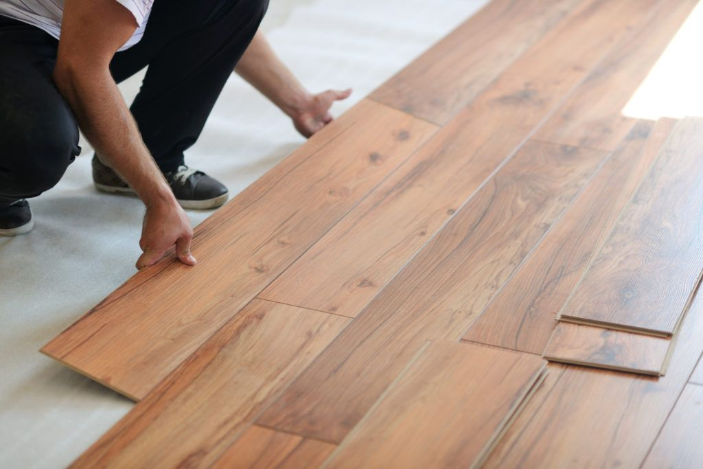 What is the cost of installing wide plank floors as
