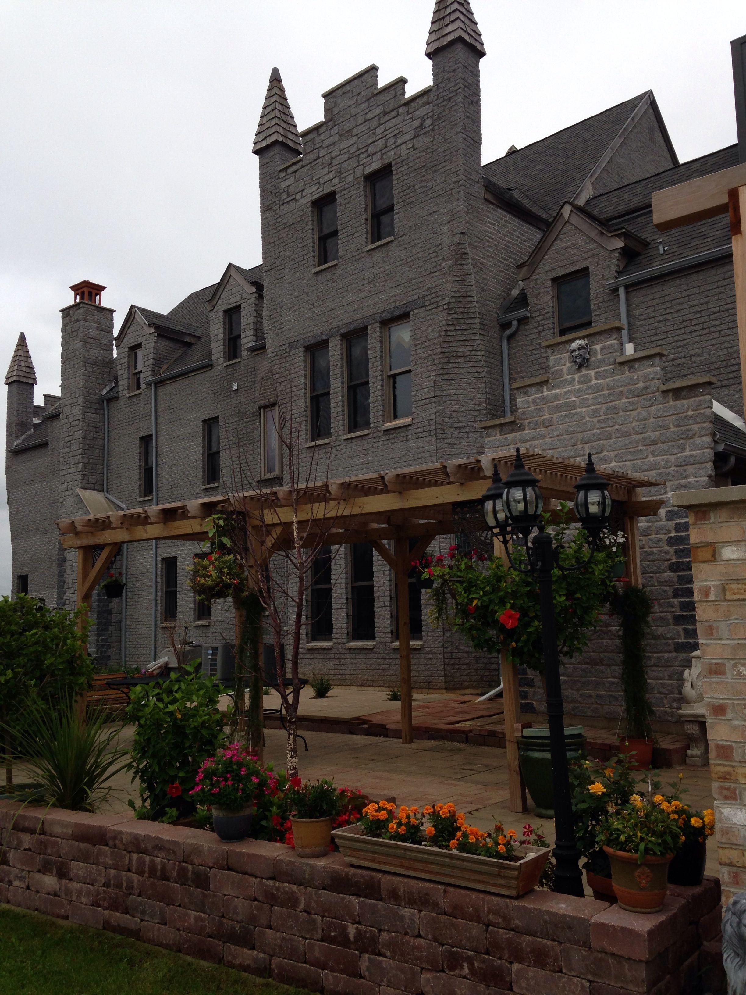 Raven stone Castle Bed & Breakfast Harvard IL Castle bed
