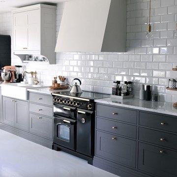 Biselado Blanco Brillo 10X20  Cabin  Pinterest  Gally Kitchen Awesome 10 X 20 Kitchen Design Design Ideas