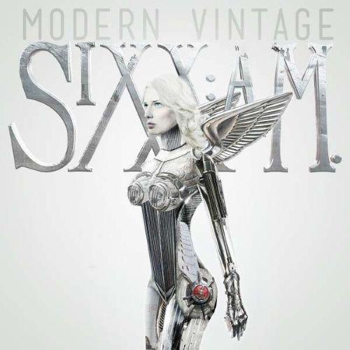Sixx Am: Modern Vintage (Albumi) CD-levy. 17,95€
