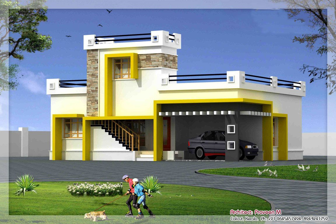 One floor house designs home and house style pinterest house