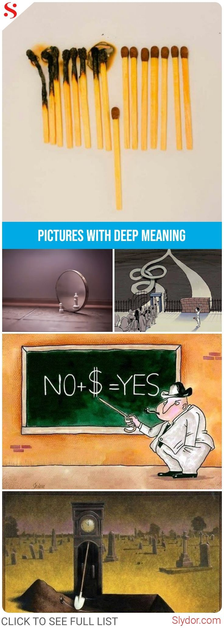 10 Pictures With Deep Meaning Part 2 Deep Deepmeaning Illustration People Living Epic Pictures With Deep Meaning Deep Images Deep Meaning