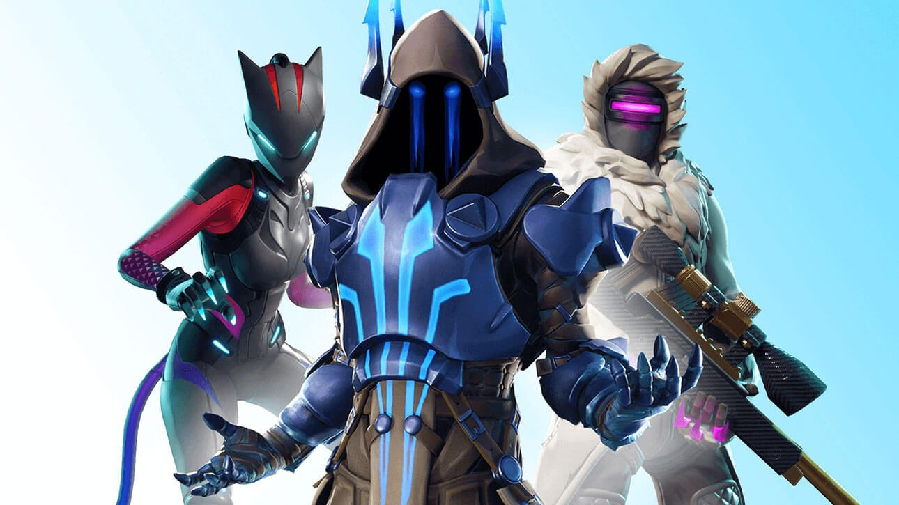 Fortnite Season 7 Fortnite In 2019 Epic Games Ice King