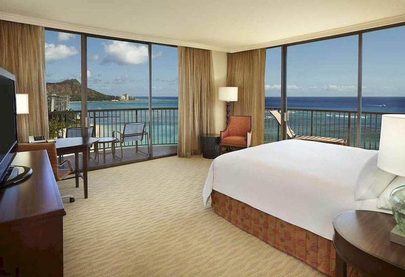 Hilton Waikiki Double Executive Suite