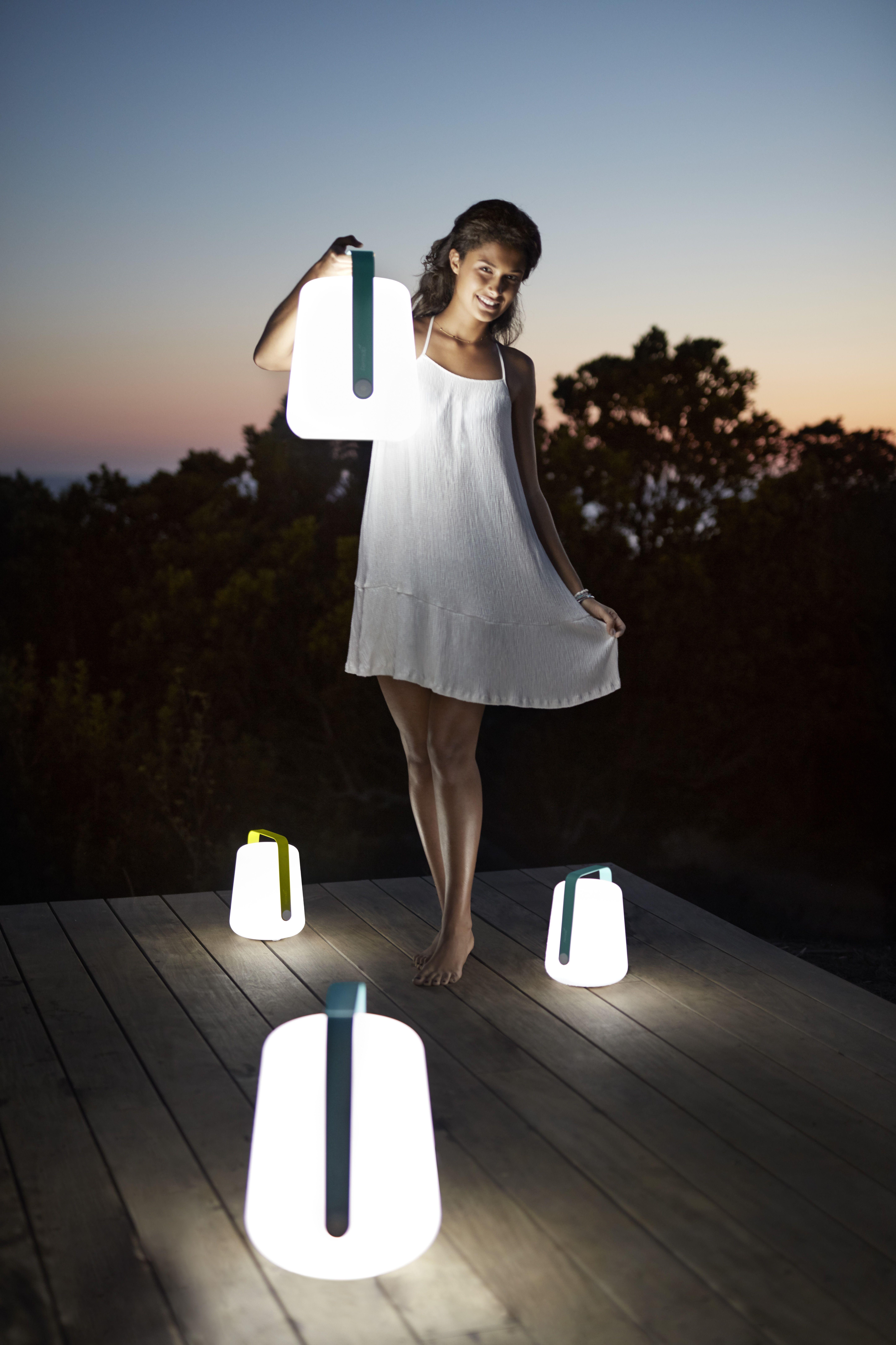 Fermob Fait Une Entree Remarquee Dans L Univers Du Luminaire Outdoor