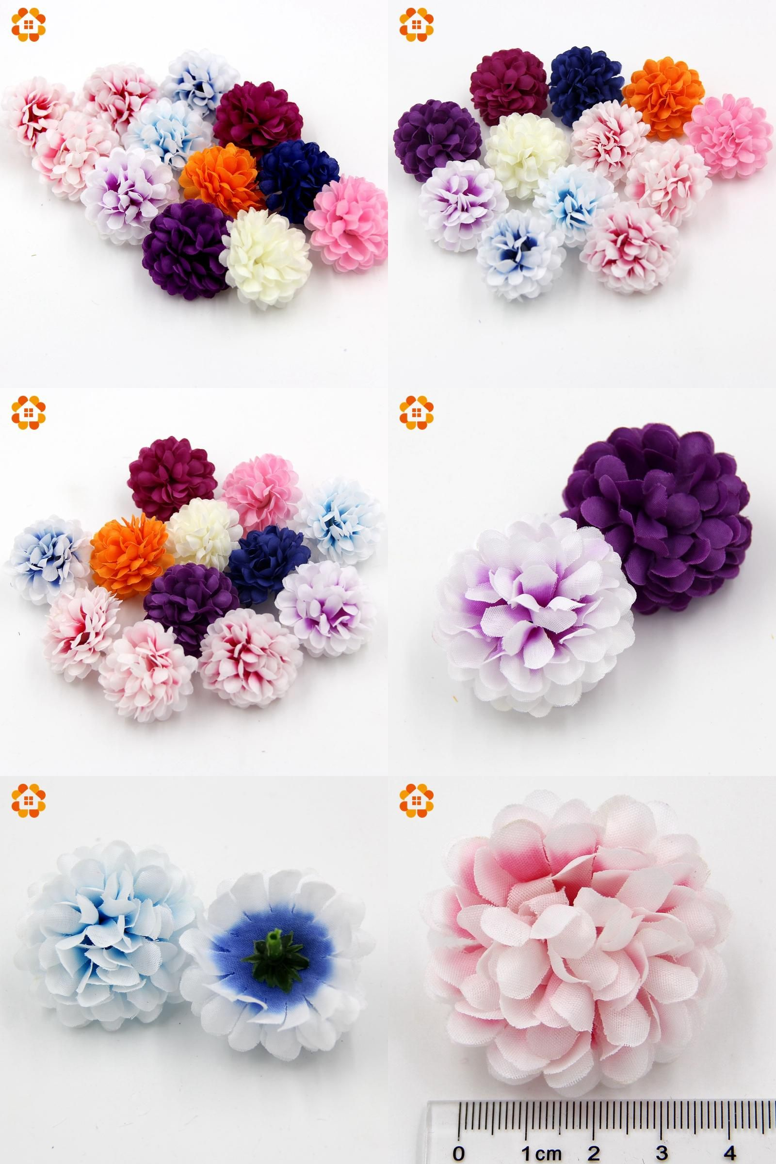 Visit To Buy 10pcs Diy Artificial Small Silk Flowers Head For Home