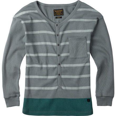 BurtonRayne Henley Shirt - Long-Sleeve - Women's