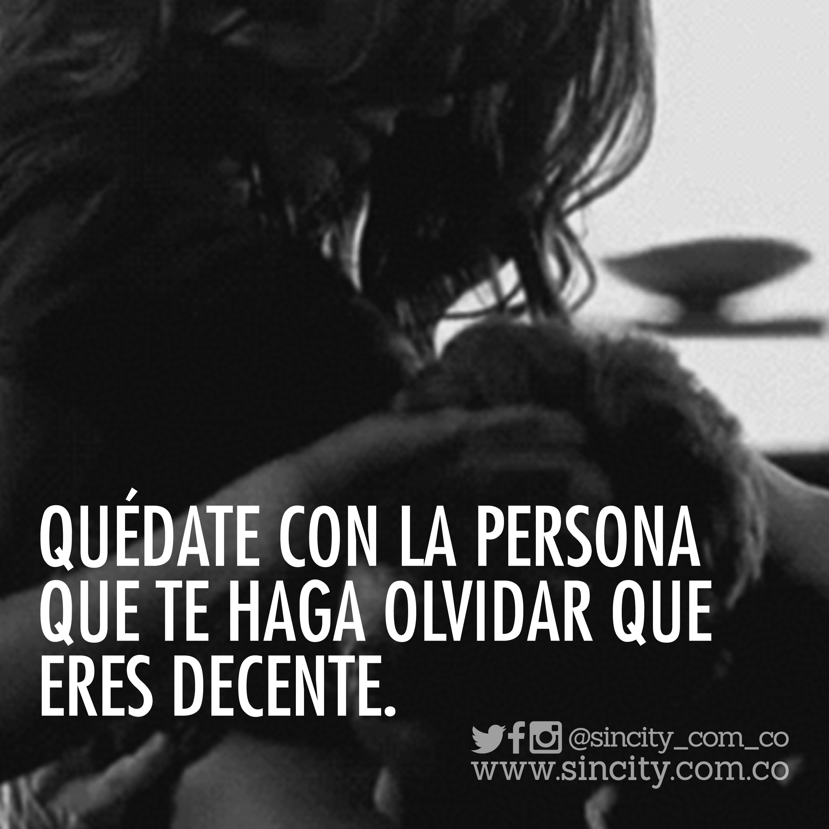 nochessincity parati quotes igers palabras amor