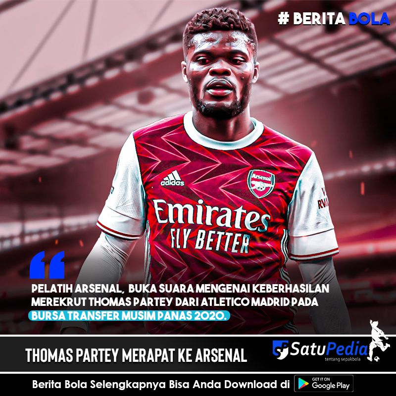 Thomas Partey Merapat Ke Arsenal Arsenal Thomas