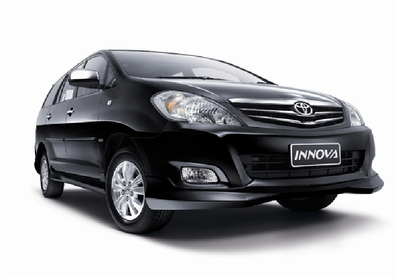Best 7 seater car for travelling in India Innova, the