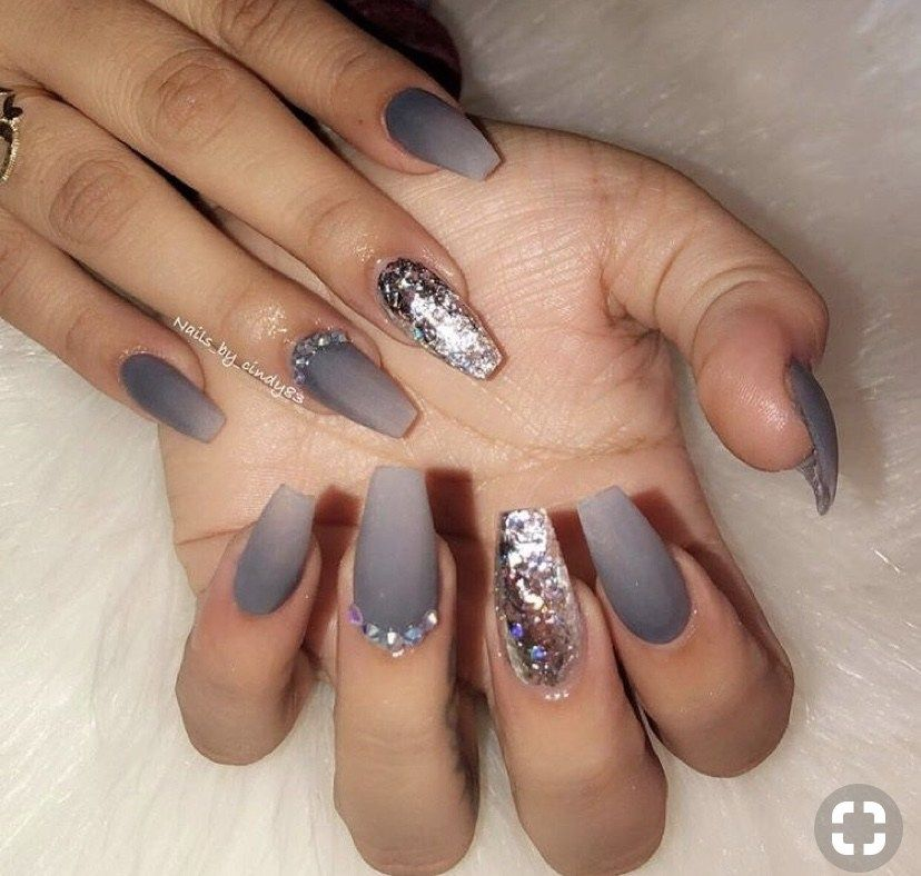 Sparkle And Shine Into 2019 With These 48 Gorgeous Nail Ideas Gorgeous Nails Trendy Nails Nail Designs