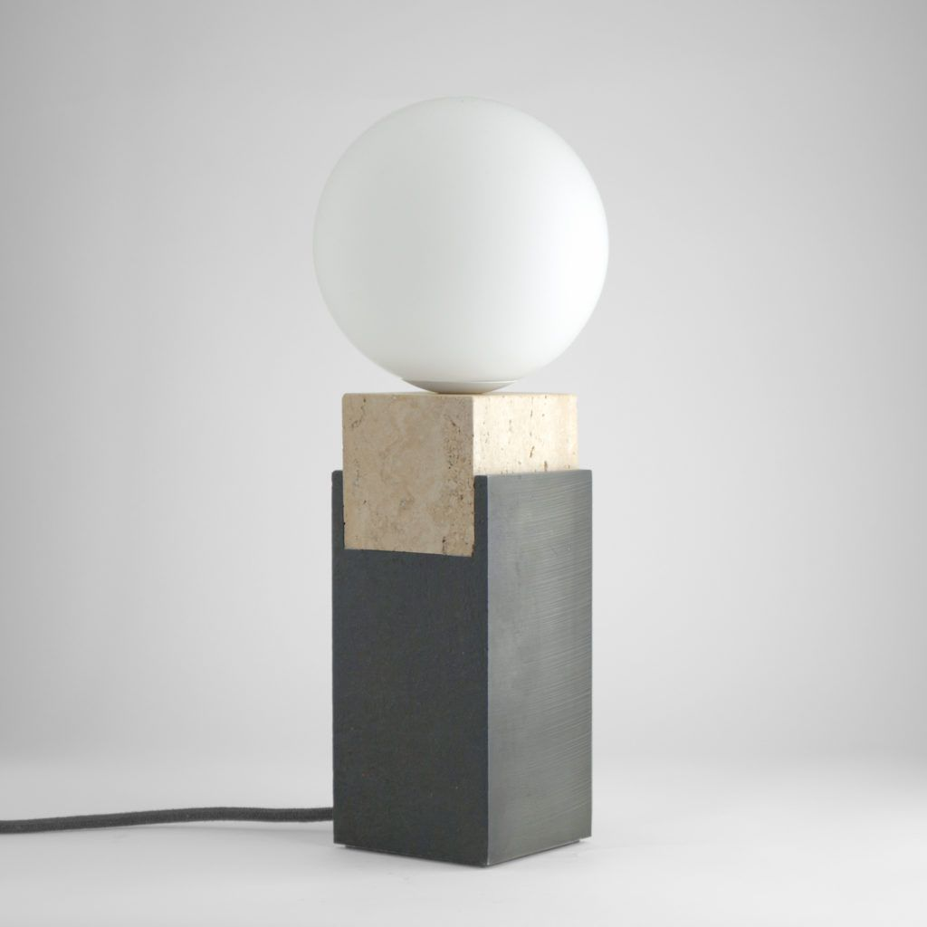 Diespeker has been working with a young designer business to diespeker has been working with a young designer business to create unique table lamps featuring natural geotapseo Choice Image