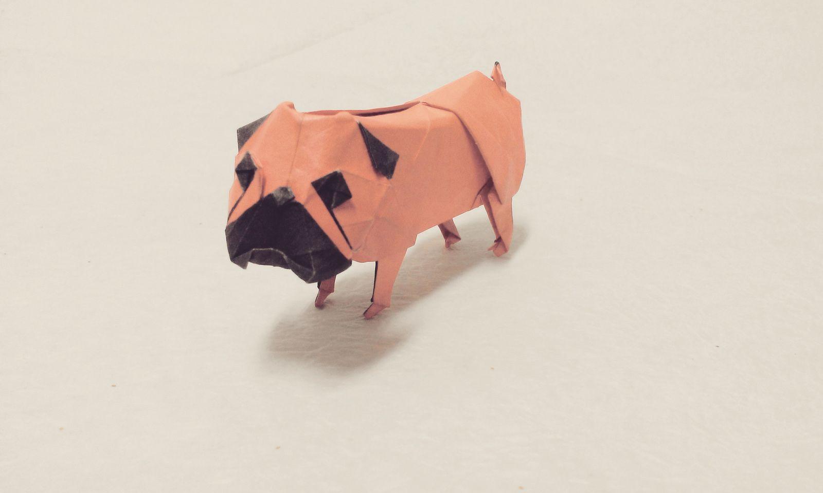 Pug | by 簡單的度過-2