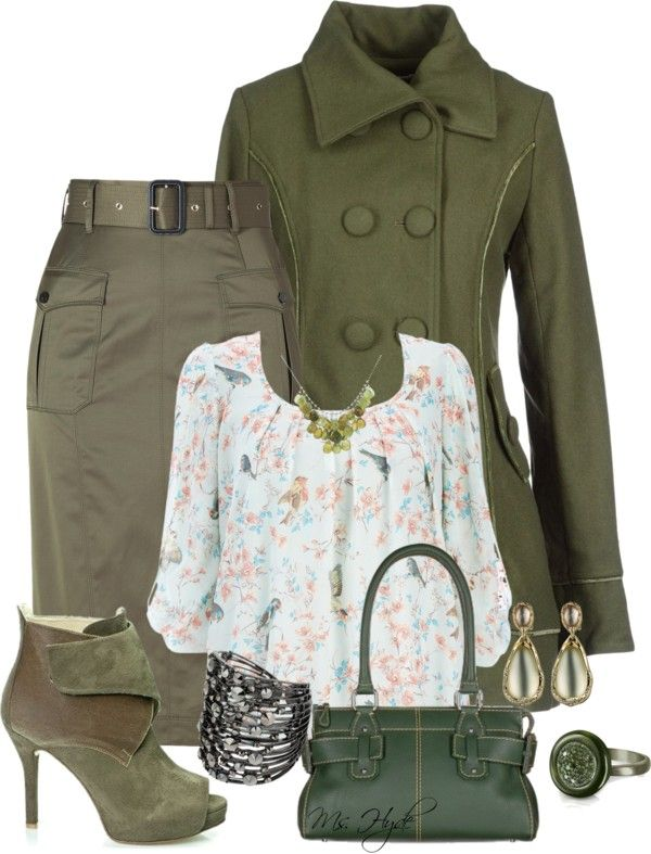 """Olive"" by mshyde77 on Polyvore"