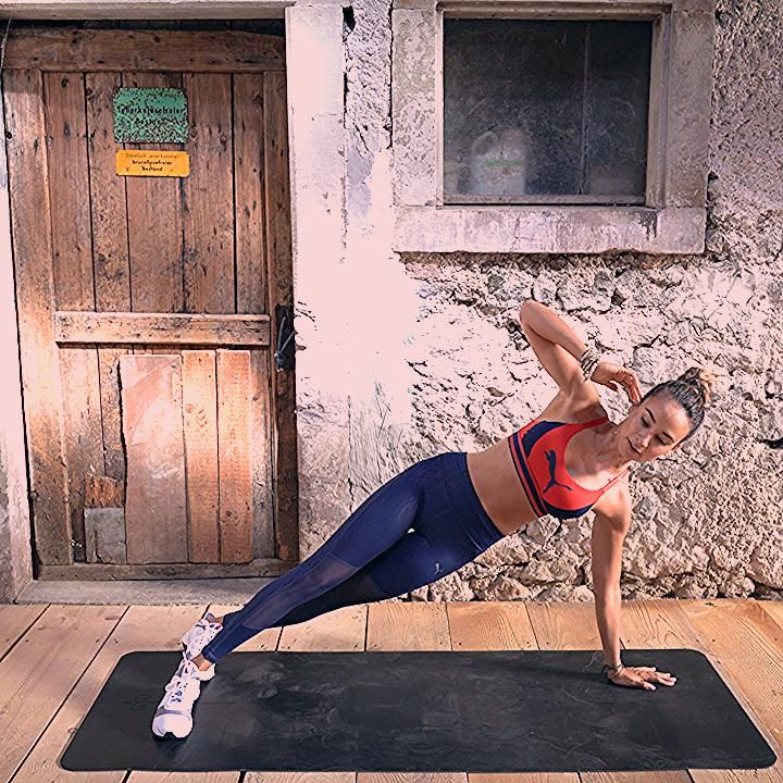 Photo of AM BAUCH ABNEHMEN – mit diesem Workout klappt es endlich
