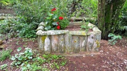 Tolle Ideen aus alten Dachziegeln für Ihren Garten als DIY Projekt für Deko