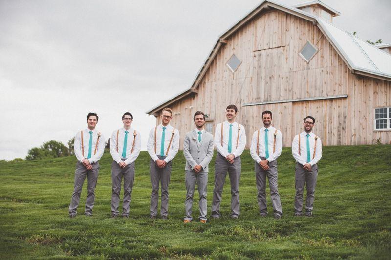 Ashley Taylor's Rustic Farm Wedding Part One, Lawrence, KS ...
