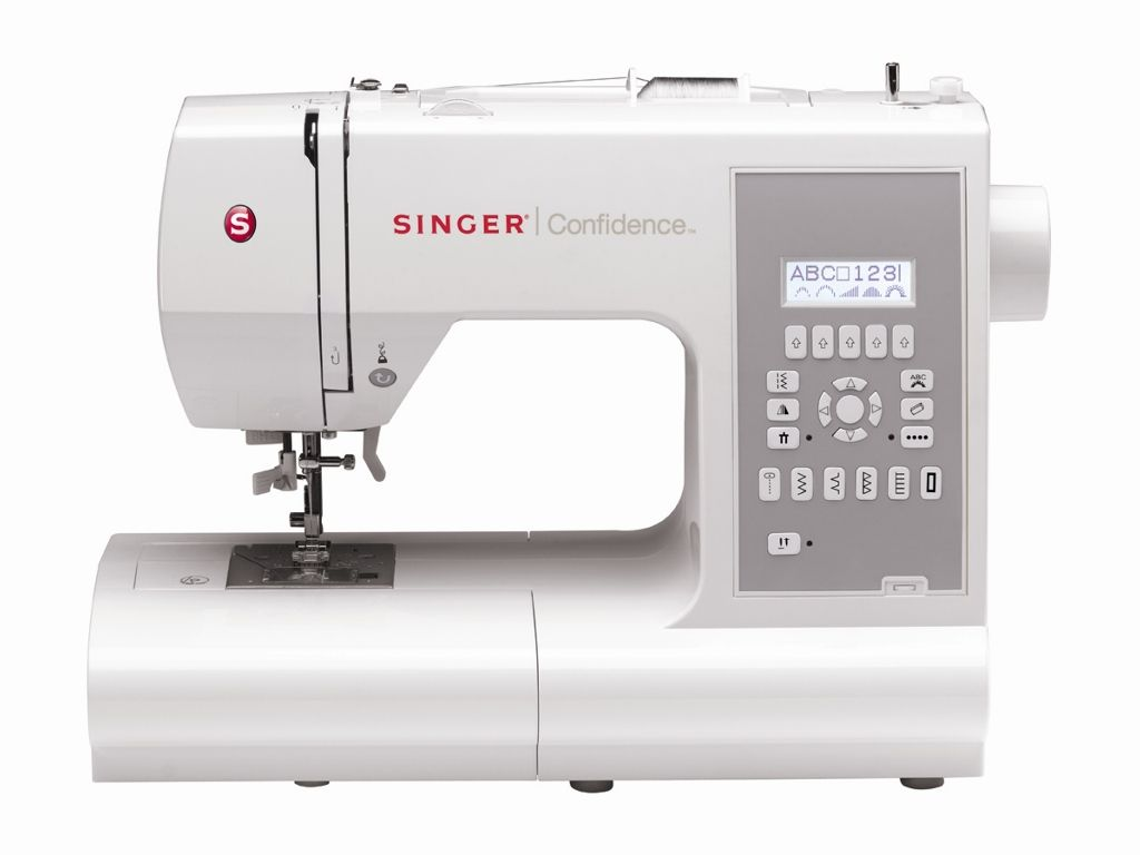 Singer 7470 Confidence computerized sewing machine 225 Built-In ...