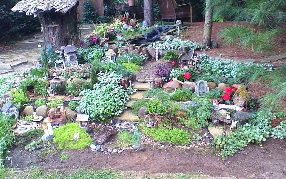 Large Fairy Garden Ideas Cozy Awesome Containers Home 731 1024 Attachment Creatiffco Com Large Fairy Garden Fairy Garden Garden Ideas Large