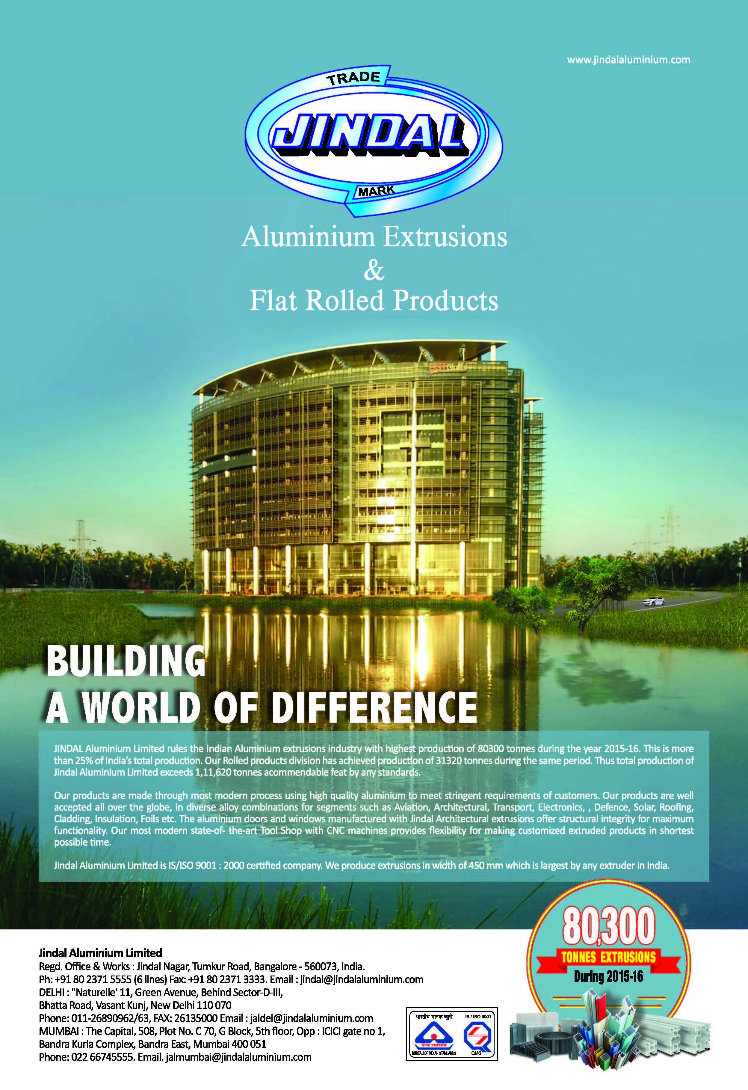 Aluminium Extrusions & Flat Rolled Products | Aluminium