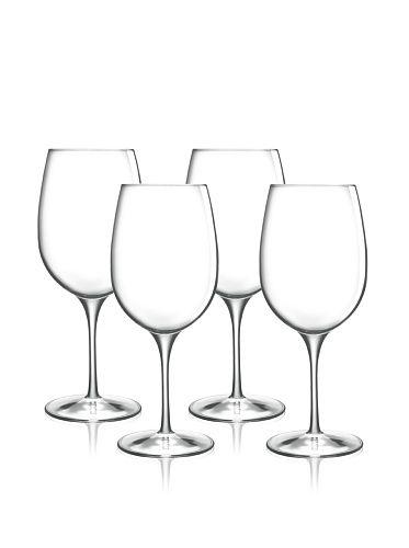 Luigi Bormioli Set Of 4 Allegro 1625oz Chardonnay Wine Glasses This Is An Amazon Affiliate Link Click Plastic Wine Glasses Chardonnay Wine Fun Wine Glasses
