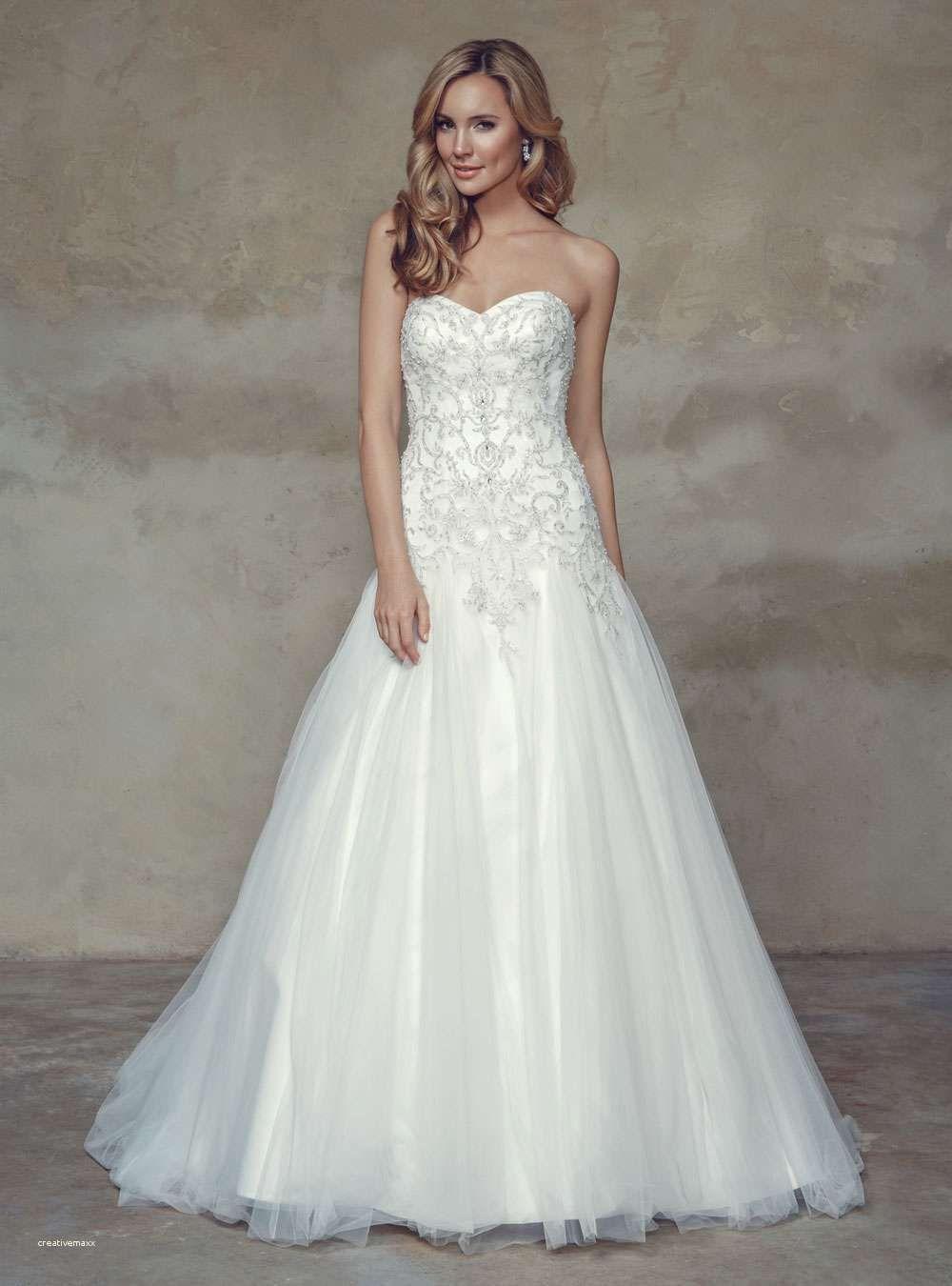 Luxury Princess Strapless Wedding Dresses With Diamonds