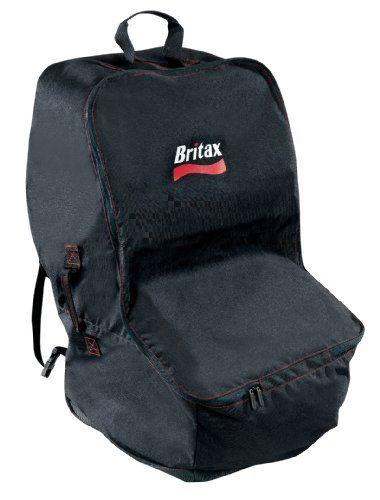 Britax Car Seat Travel Bag Black USA