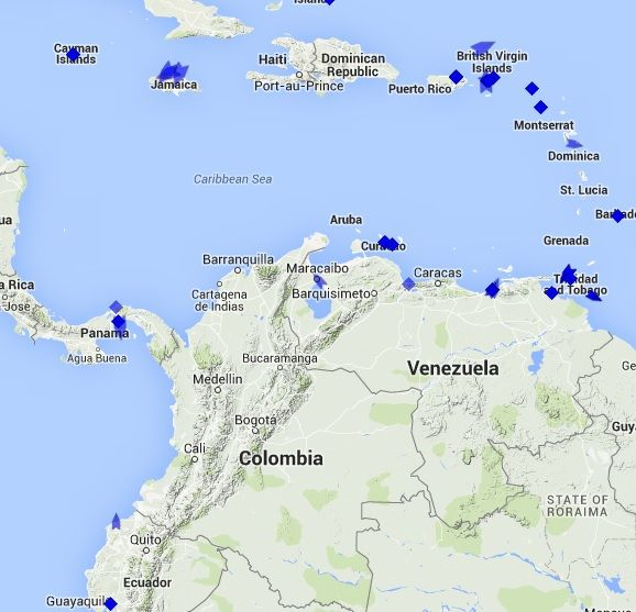 The Caribbean Cruise Ship Tracker Serves Carnival Cruise Lines - Royal caribbean ship tracker