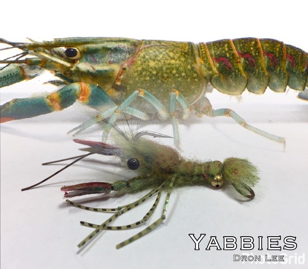 3 Yabbie,yabby,Crayfish Fly fishing Fly