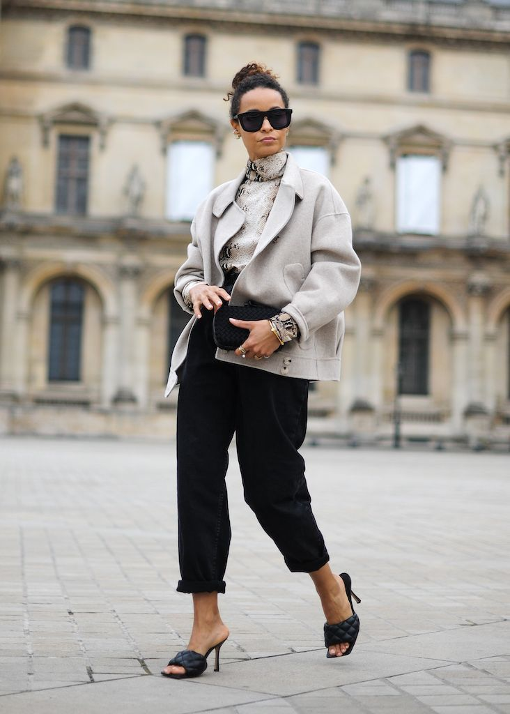 Two Chic Street Style Looks from PFW - Scout The City #streetchic #fashion #style