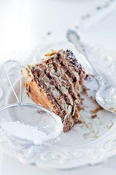 Самые вкусные торты мира рецепты с фото «Агнес-Бернауэр ...