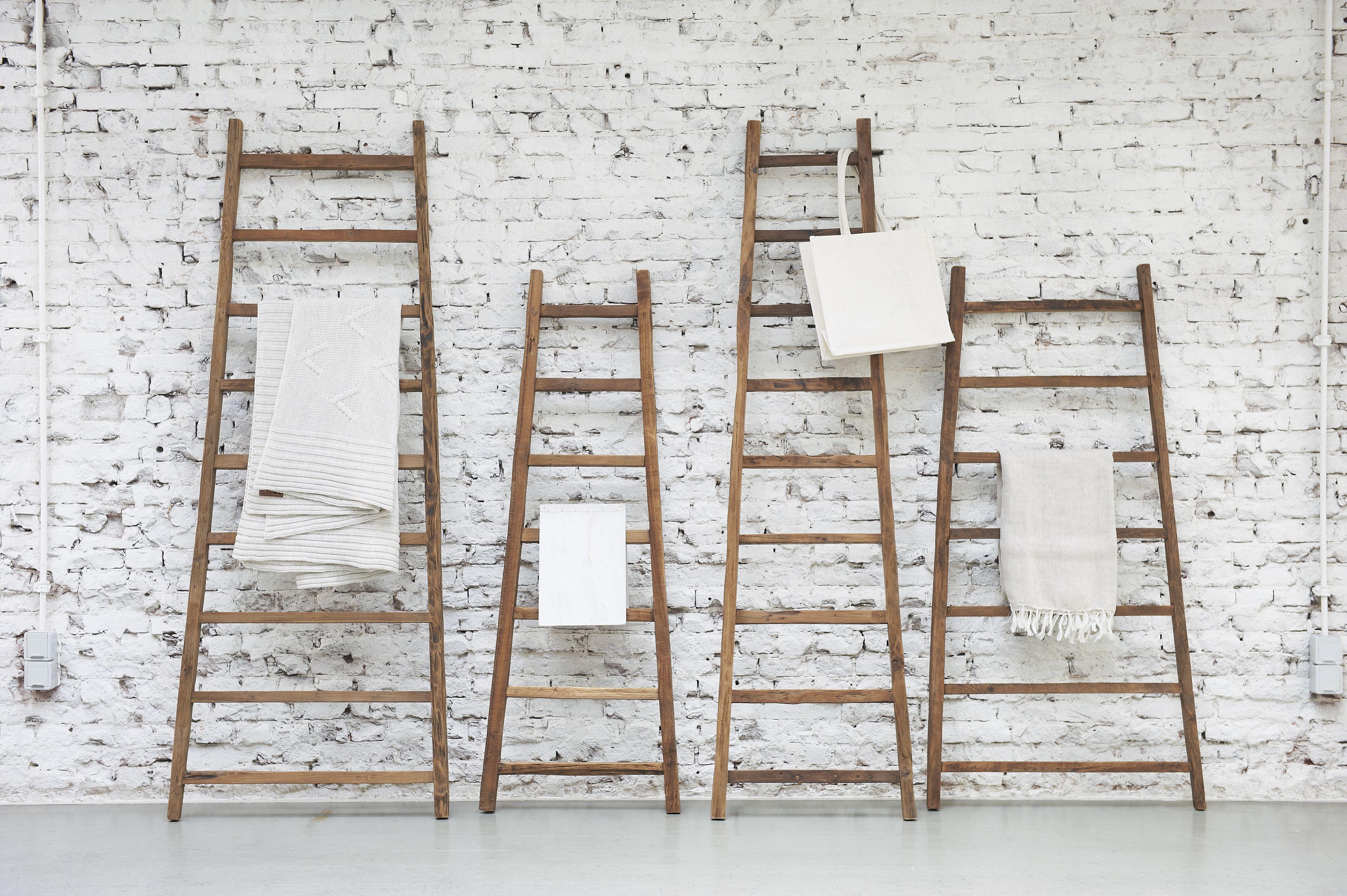 Bamboe Ladder Badkamer : Stoere ladders verkrijgbaar in diverse afmetingen leuk voor